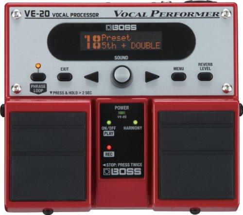 Boss VE-20 Vocal...