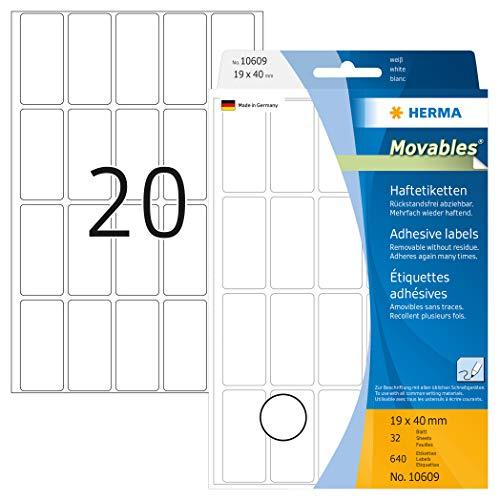 Wei/ß 70 x 36mm wei/ß 2400 Adressaufkleber 100 Blatt Aufkleber Selbstklebend Bedruckbar Sinoest Adressetiketten