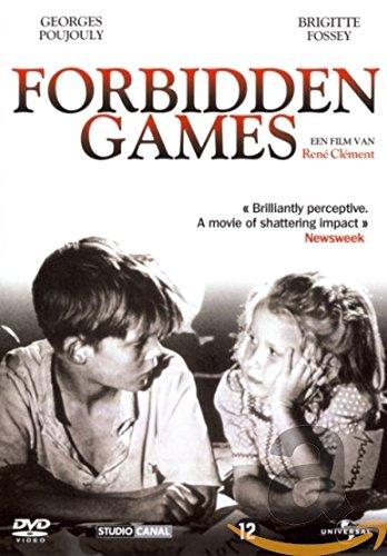 Forbidden Games - Verbotene Spiele- Jeux Intedits- EU Import