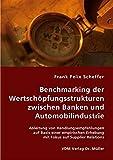 Benchmarking der Wertschöpfungsstrukturen zwischen Banken und