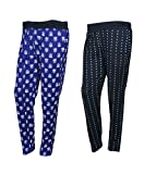 #7: IndiWeaves Cotton Printed Lower/Track Pants/Pyjama for Women(Pack of 2)