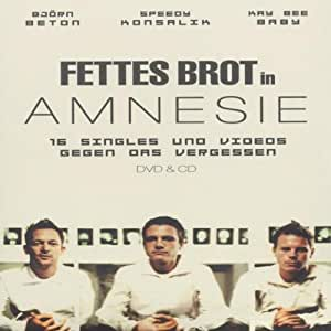 Fettes Brot - Amnesie (+ Audio-CD) [2 DVDs]
