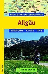 Bruckmanns Motorradführer Allgäu