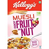 #8: Kellogg's Muesli Crunchy Fruit and Nut, 500g