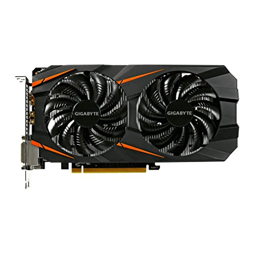 Gigabyte-GeForce-GTX-1060-GV-N1060WF2OC-3GD-Grafikkarte-schwarz