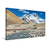 Il Gigante Mount Everest dal Campo di Base in Tibet, 90x60 cm
