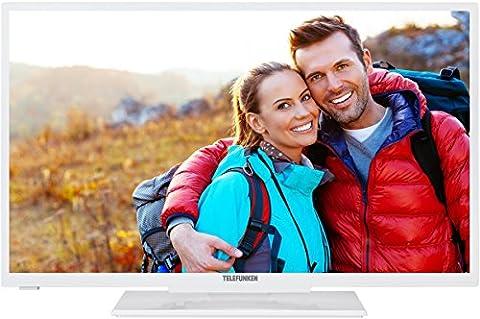 Telefunken XF32B301-W 81 cm (32 Zoll) Fernseher (Full HD, Triple Tuner, Smart TV) (Full Hd Fernseher Günstig)