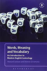 Words, Meaning and Vocabulary 2nd Edition: An Introduction to Modern English Lexicology