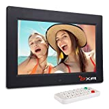 OXA 7-Inch 4G HD Digital Photo Frame with Built-in Storage...