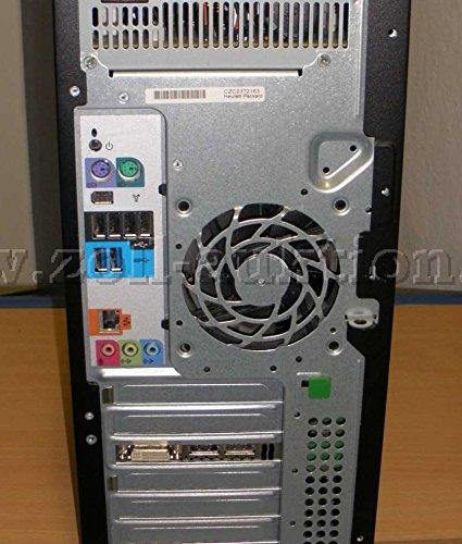 HP Z420 Workstation Xeon Six-Core E5-1650 3  2GHz 16GB 2TB DVD±RW Quadro FX  1800 Windows 10 Professional w/RAID