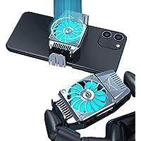 Enfriador De Teléfono,Radiador De Teléfono Móvil, Radiador De Ventilador Portátil, Soporte De Enfriamiento, Refrigeración Rápida 3S, 2 Colores,Black a,8X4.5X2.8cm
