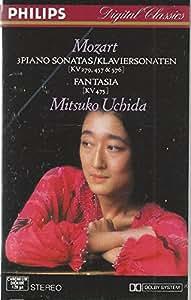 Mozart-Uchida -Fantaisie