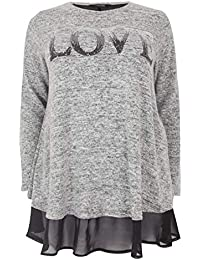 2a64bc76f39fc VonVonCo Pullover Sweaters for Women, Fashion Women Knitted ...
