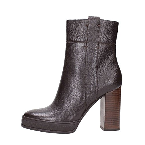 What For FW16WF502 Tronchetto Donna 100% Pelle Light Brown Light Brown 39