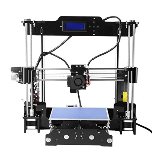 Imprimante-3D-Kit-leshp-p802-m-3D-Printer-acrylique-Magnifier-selbstbauen-extrudeuse