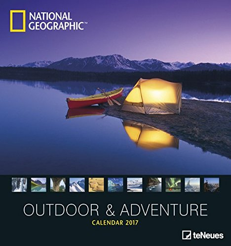 National Geographic: Outdoor & Adventure 2017
