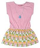 Always Kids Girls' Regular Fit Dress (He...