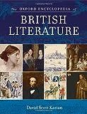 The Oxford Encyclopedia of British Literature: 5 volumes: print and e-reference editi...