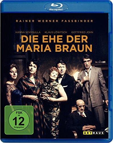 Bild von Die Ehe der Maria Braun [Blu-ray]