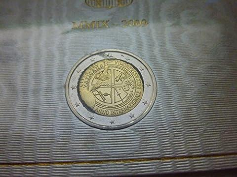 Piece 2 Euros Vatican - VATICAN/vATICAN/vATICANO pièce commémorative de 2 euros» l'astronomie