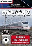 Produkt-Bild: Pro Train Perfect 2 - AddOn 5 Fulda - Würzburg - [PC]