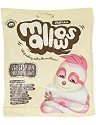 Mallows Vanilla Vegetarian Marshmallow, 75 g
