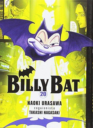 Billy Bat nº 20/20 (Manga Seinen) por Naoki Urasawa