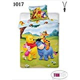2piezas infantil Ropa de cama 100x 13540x 60Disney 1017Winnie the Pooh
