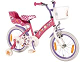 Disney volare3162640,6cm Volare Minnie Maus Lernspiel Deluxe Mädchen Fahrrad