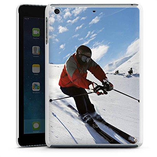 DeinDesign Apple iPad Mini 3 Hülle Schutz Hard Case Cover Ski Schnee Sonne