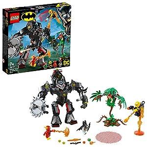 LEGO 76117 Super Heroes Mech di Batman vs. Mech di Poison Ivy (Ritirato dal Produttore) LEGO