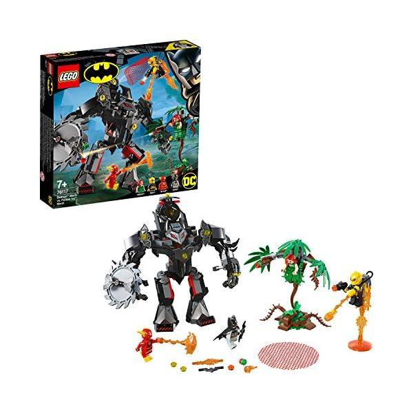 LEGO Super Heroes - Mech di Batman vs. Mech di Poison Ivy, 76117 1 spesavip