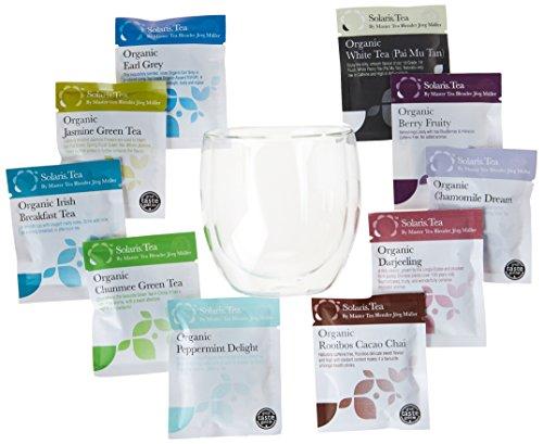 Solaris.Tea Organic Cup and Tea Giftset