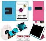 reboon Hülle für Odys Junior Tab 8 Pro Tasche Cover Case Bumper | in Pink | Testsieger