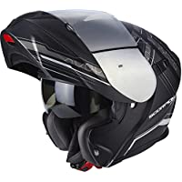 Scorpion Casco Moto EXO-920 Satellite, multicolor, talla XXL