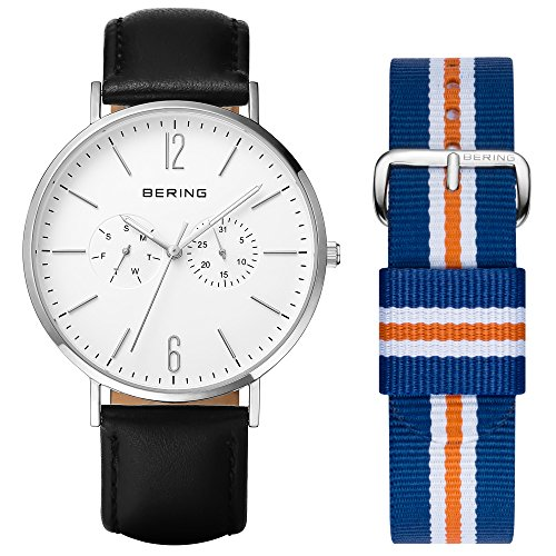 Bering Unisex Adult Watch 14240-404