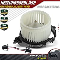 Ventola di riscaldamento per abitacolo motore per W204 S204 W212 S212 X204 2007-2010 2048200008
