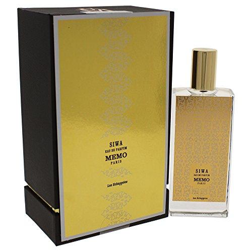 Memo Siwa femme / woman, Eau de Parfum, Vaporisateur / Spray, 75 ml -