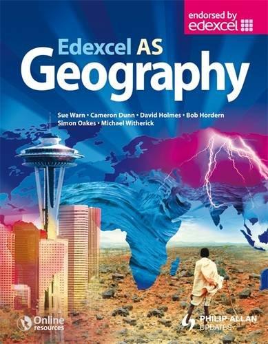 Edexcel AS Geography Textbook