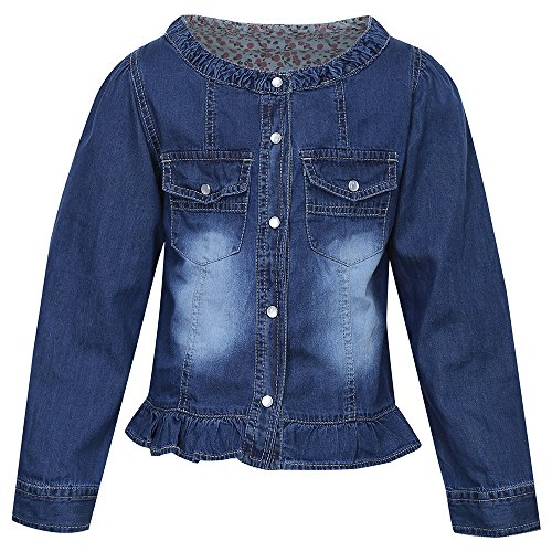 Life by Shoppers Stop Girls Assorted Round Neck Jacket  available at amazon for Rs.574