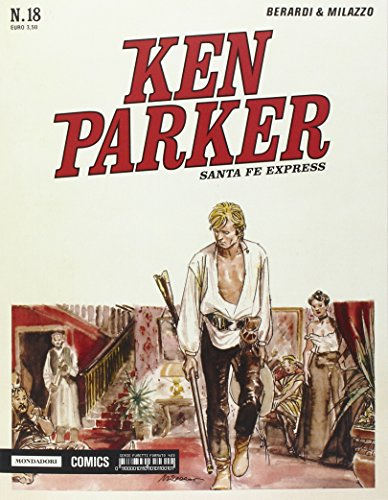 Santa Fe Espress. Ken Parker classic