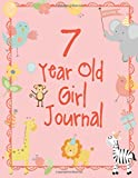 Best Gifts For 7 Yr Old Girls - Seven Year Old Girl Journal: Blank and Wide Review