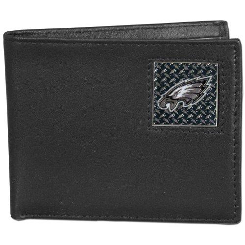 Siskiyou NFL Philadelphia Eagles Leder American Faltportemonnaie (Geldbeutel Eagle American)