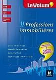Le Volum' BTS Professions immobilières - Nº6 - 3e édition