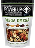Gourmet Nut POWER UP 100% All Natural Health Mix Mega Omega Trail Mix 14oz