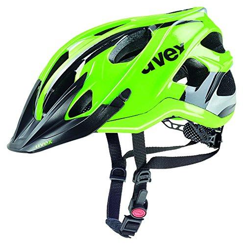 Uvex Stivo C MTB Fahrrad Helm grün/schwarz 2017