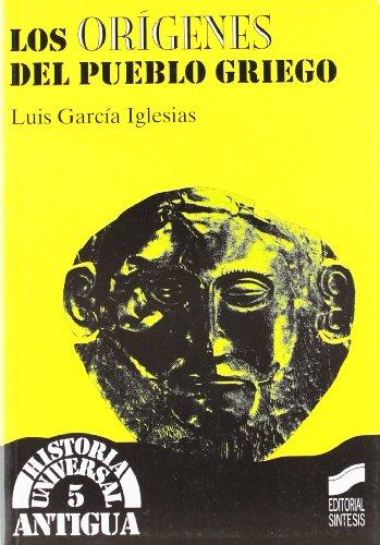 Origenes del Pueblo Griego, Los