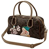 Karactermania Sept Nains Love-Sac à Main Biscuit Umhängetasche, 31 cm, Braun (Brown)