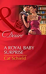 A Royal Baby Surprise (Mills & Boon Desire) (The Sherdana Royals, Book 2) (The Sherdana Royalty)