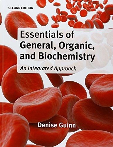 Essentials of General, Organic, & Biochemistry 2e & Sapling Single-Course General, Organic, and Biochemistry Homework (Access Card)